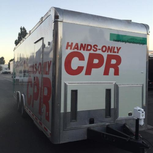 CPR Trailer